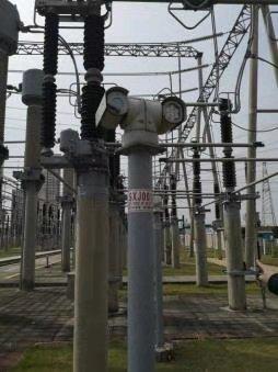 湖北500千伏变电站首次应用一键顺控技术投运成功