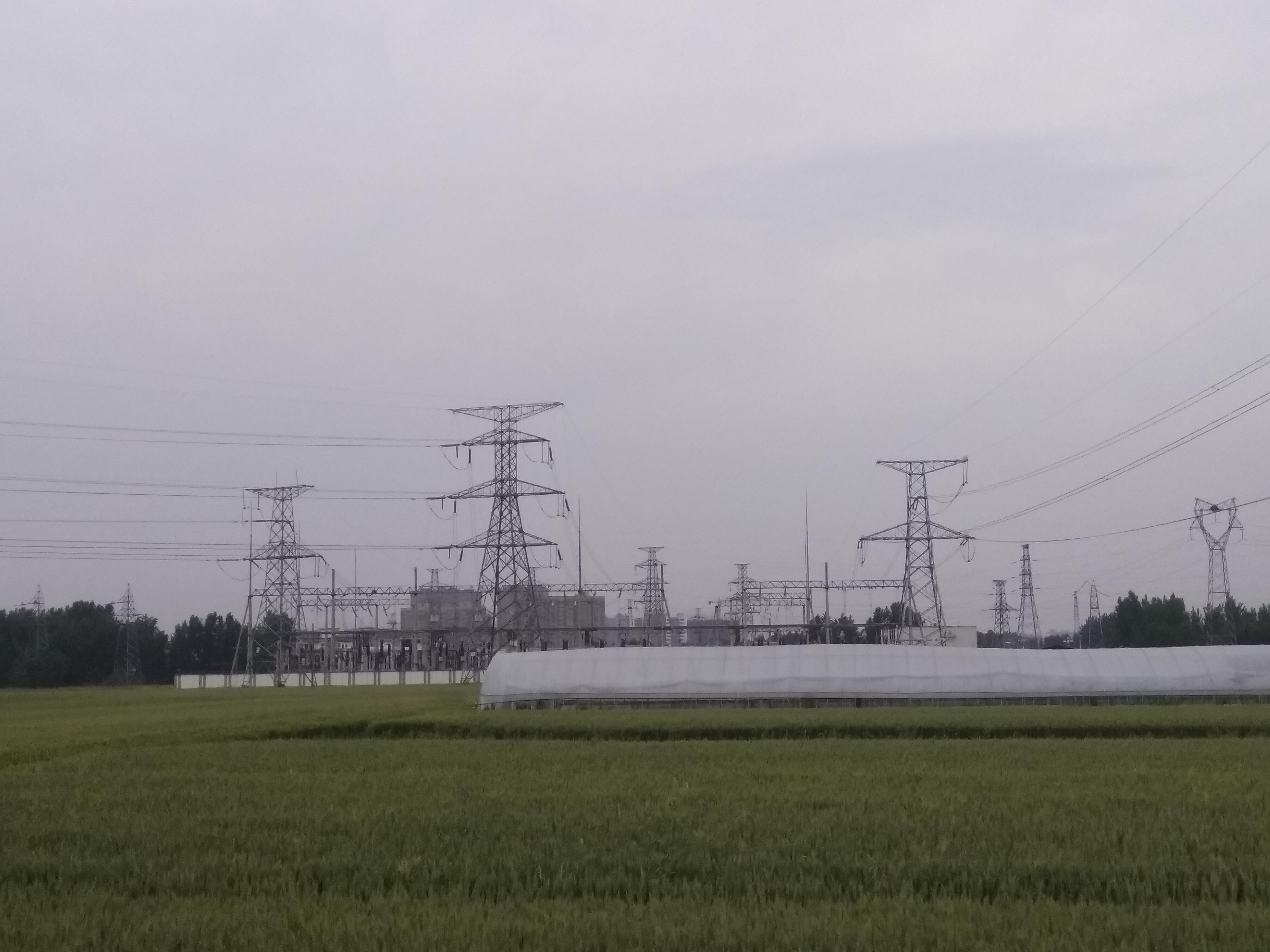 南阳方城券桥35千伏输变电工程