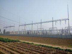 大唐滑县枣村风电场220kV送出工程