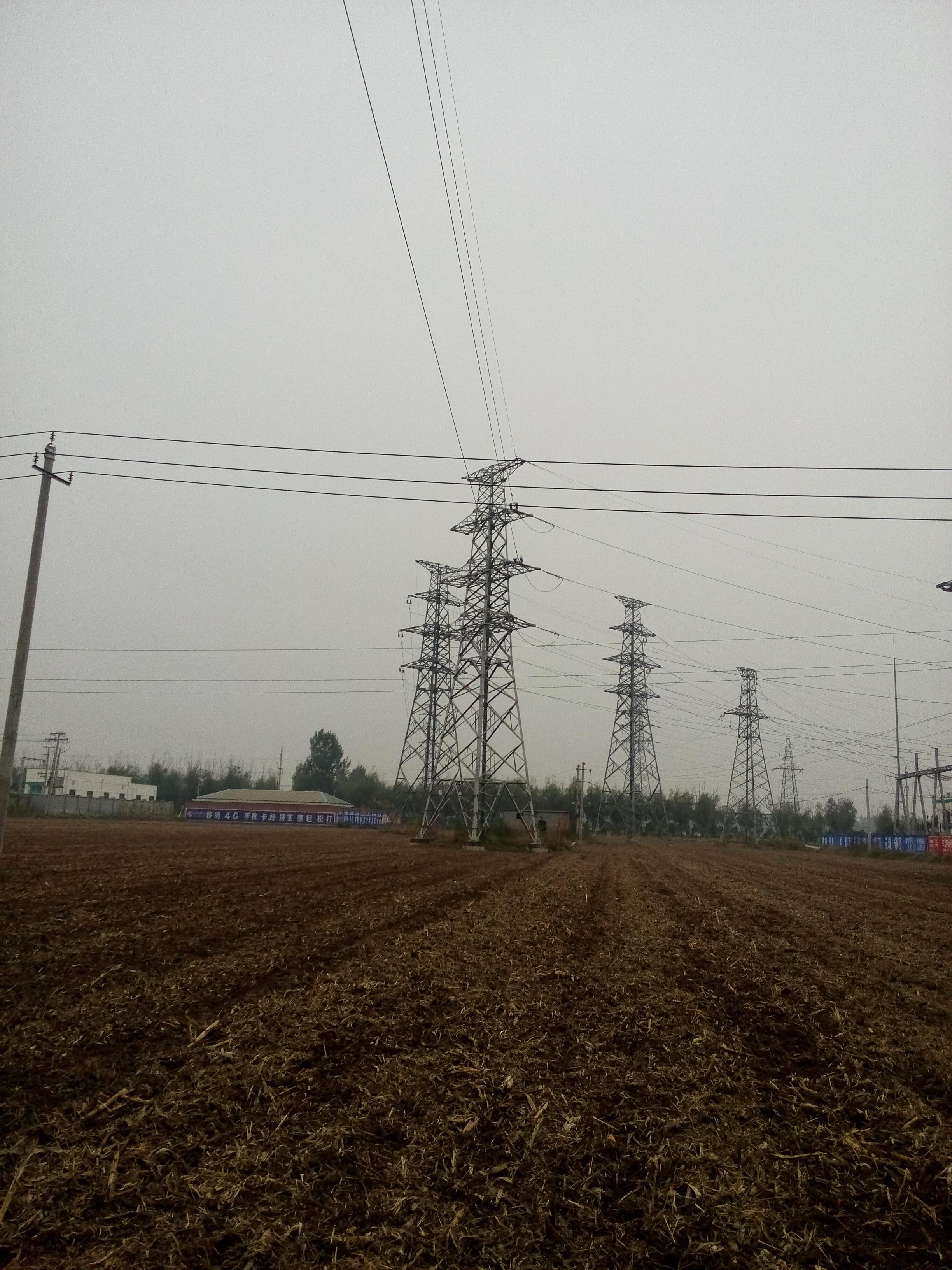 河南省汝源光伏科技有限公司60MWp光伏电站110kV线