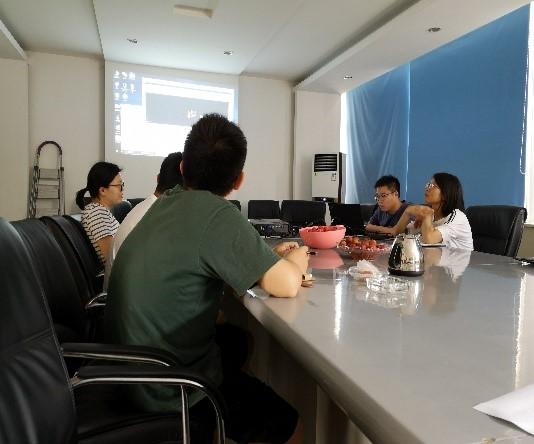 配电设计公司开展设计和业务培训